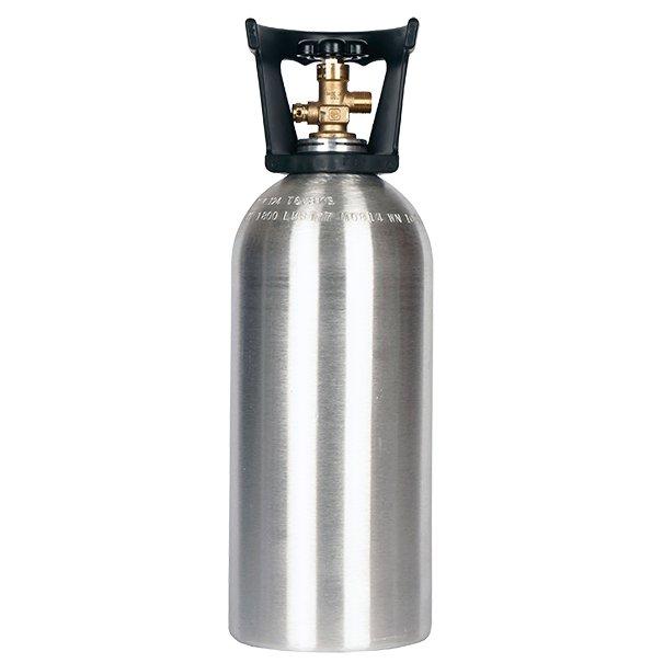 20 lb. Aluminum CO2 Cylinder