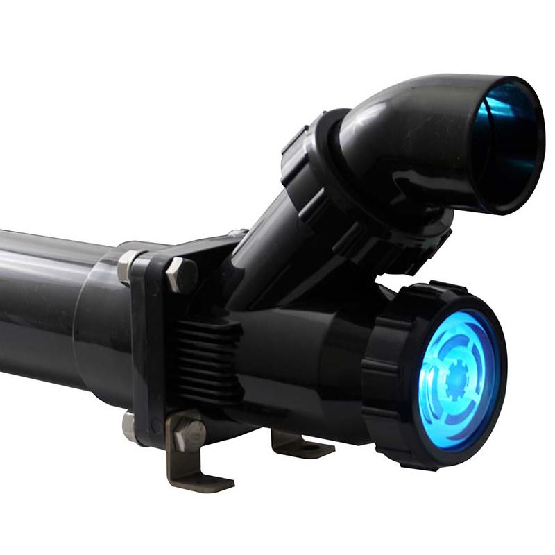 "Lifegard 3"" High Output Amalgam Pro-Max UV Sterilizer 90 Watts"
