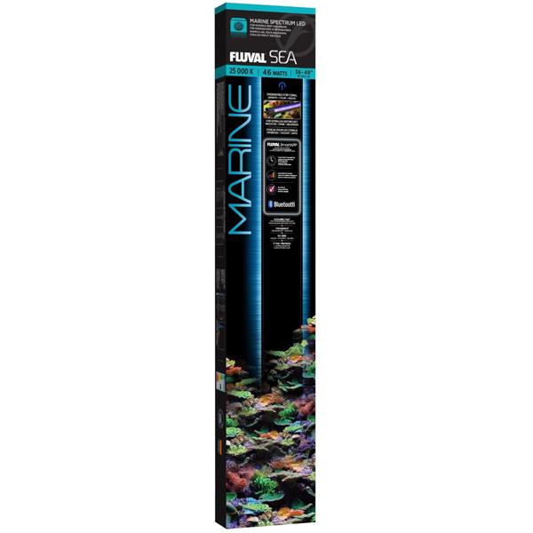 """Fluval Sea Marine 3.0 LED Fixture 46W, 36""""-48"""""""