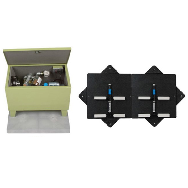 Great Lakes Aeration System with Cabinet 4GL32