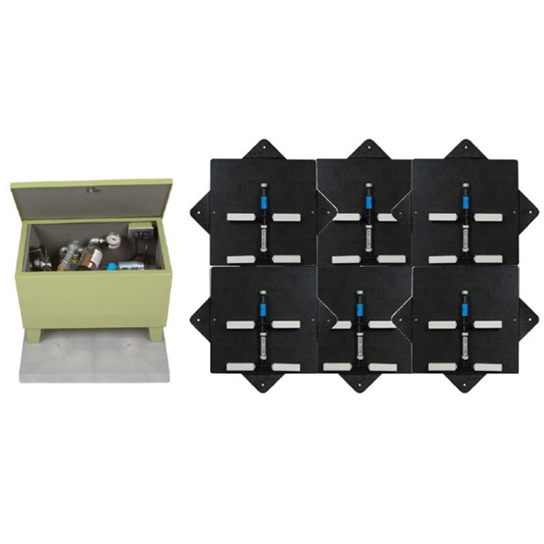 Great Lakes Aeration System with Cabinet 4GL96-230v by Great Lakes]