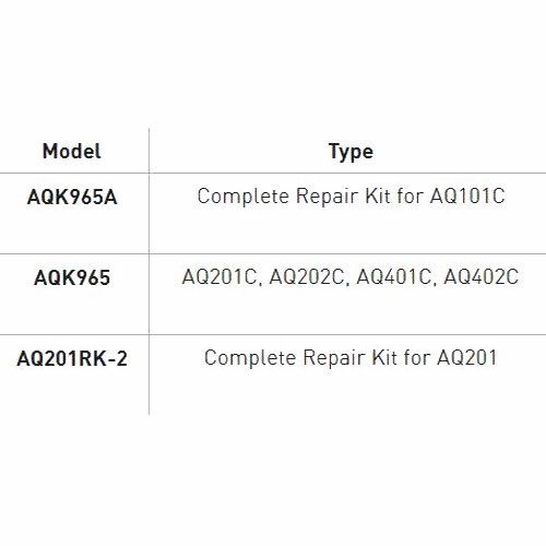 Repair Kit for Sweetwater Rocking Piston Air Compressor AQ201 by Sweetwater]