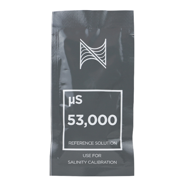 Neptune Systems Conductivity Calibration Solution - 53.0 mS