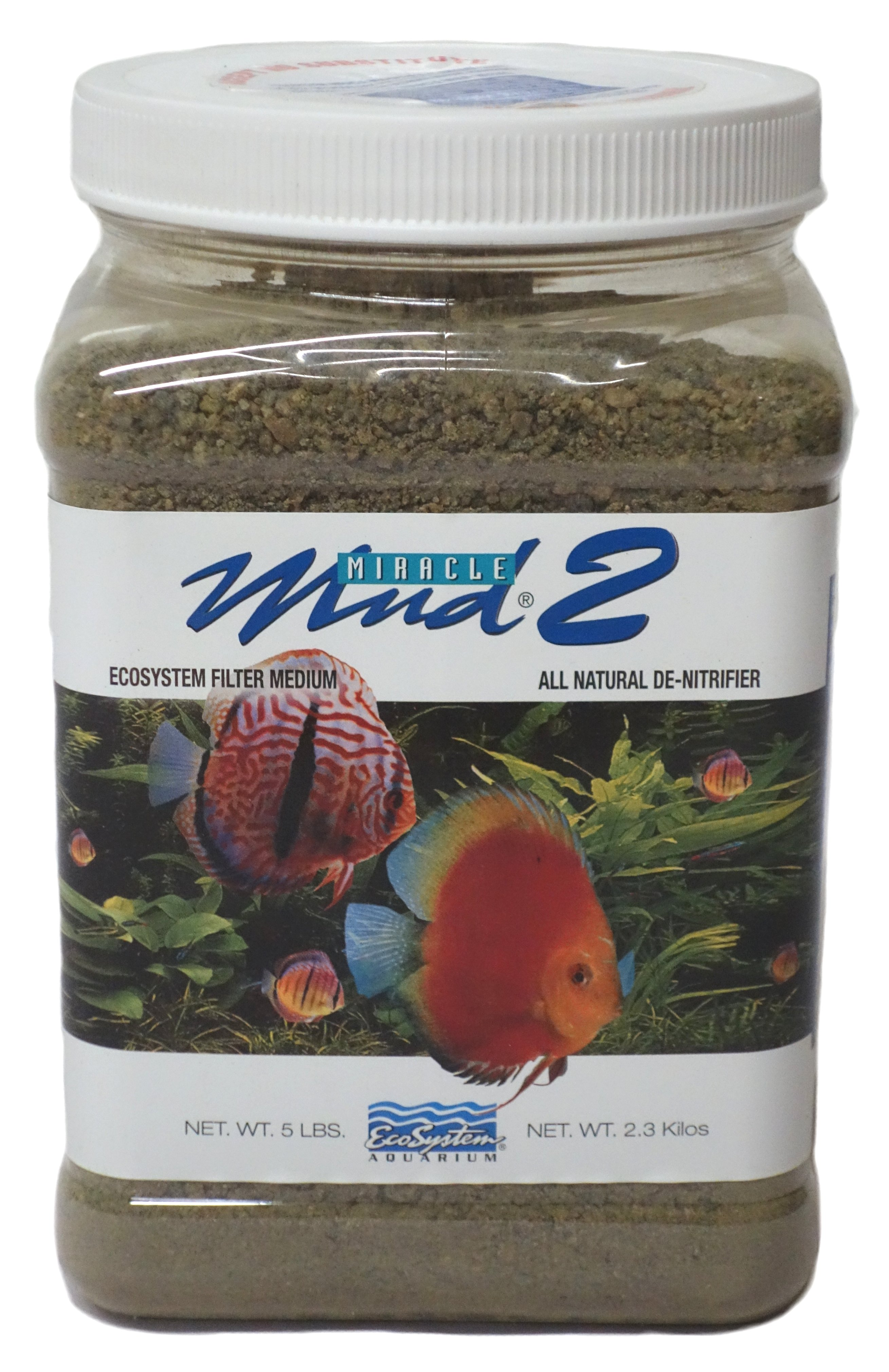 MIRACLE MUD 2, FRESHWATER 5 lb. by EcoSystem Aquarium