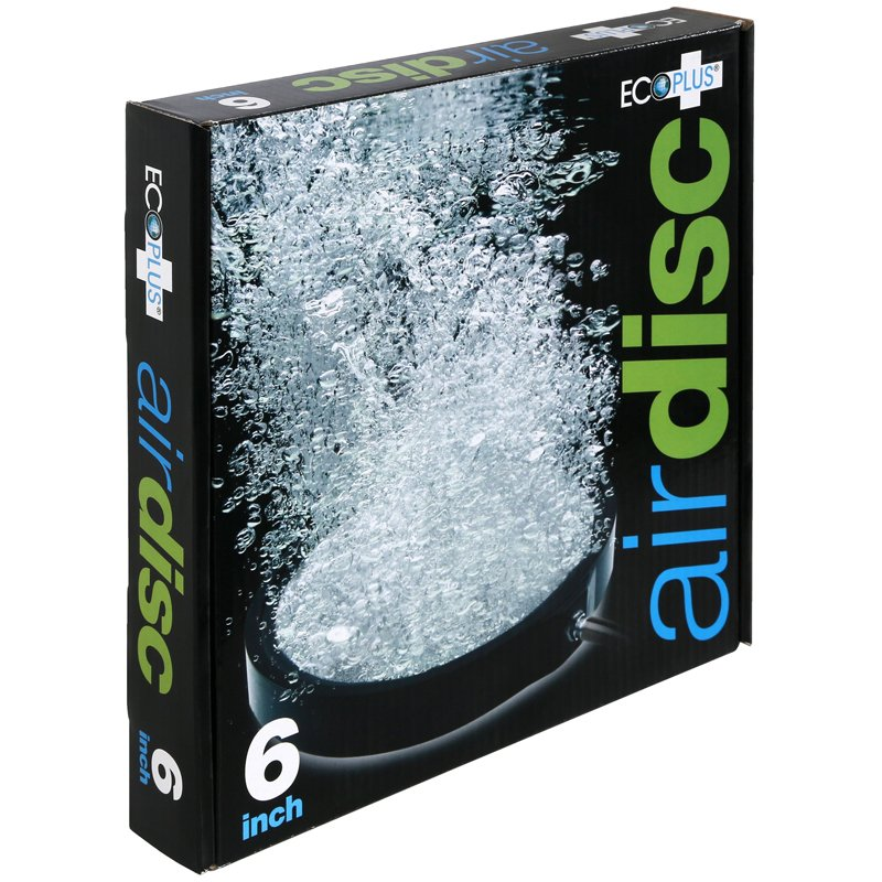 EcoPlus Hydrovescent Air Disc 6 Inches by EcoPlus]