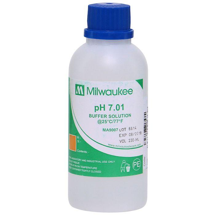pH 7.01 Buffer Solution 220 ml MA-9007