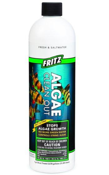 Fritz Algae Clean Out, 1 gal. by Fritz]