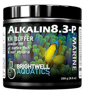 Brightwell Aquatics Alkalin8.3-P - Dry pH Buffer & Alkalinity (KH) Builder, 4 kg. / 8.8 lb. by Brightwell Aquatics]