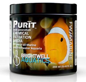 Brightwell Aquatics Purit, Next-Generation Chemical Filtration Media, 20 liter. / 5.3 gal. by Brightwell Aquatics]