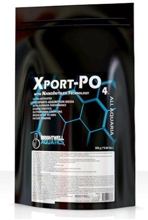 Brightwell Aquatics Xport-PO4, Ultra-activated Phosphate-adsorption Media, 350 gr. by Brightwell Aquatics]