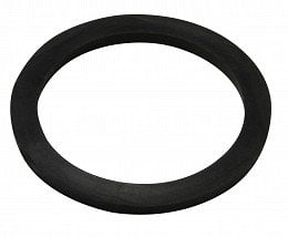 Replacement  Rubber Washer Sch. 40 Bulkhead