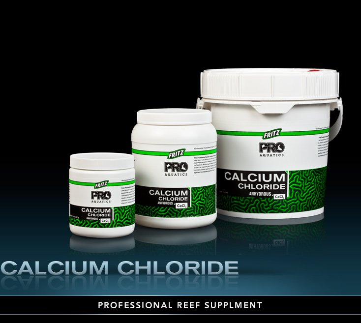 Fritz PRO Bulk Calcium Chloride, 5 gal. by Fritz]