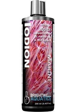 Brightwell Aquatics Iodion - Liquid Iodine Supplement, 2 Liters / 67.6 oz. by Brightwell Aquatics]