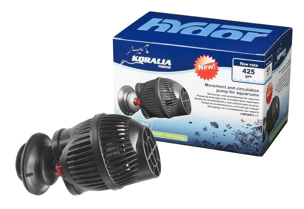 Koralia NANO 425 High Flow Power Head by Hydor