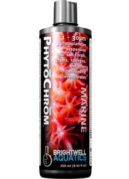 Brightwell Aquatics PhytoChrom - Color Enhancing Phytoplankton 1-30 micron by Brightwell Aquatics]