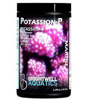 Brightwell Aquatics Potasion-P -Powdered Potassium Solution, 24 kg. / 52.8 lb. by Brightwell Aquatics]