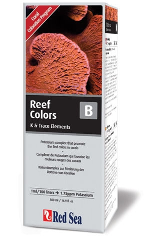 Red Sea Reef Colors B (Potassium) 500 ML