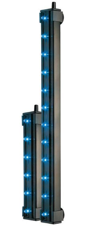 "TAAM 6"" 1.8 watt 6 BLUE Submersible LED Light & Airstone"