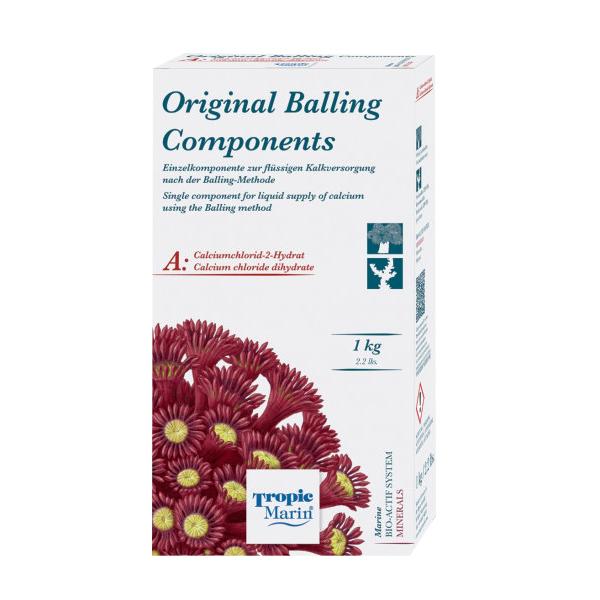 Tropic Marin Dry Balling Salt Part A - Calcium, 1 kg. by Tropic Marin]