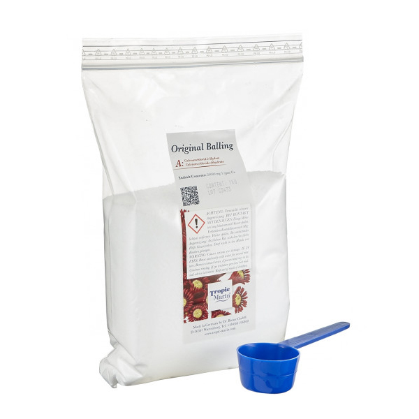 Tropic Marin Dry Balling Salt Part A - Calcium, 1 kg.