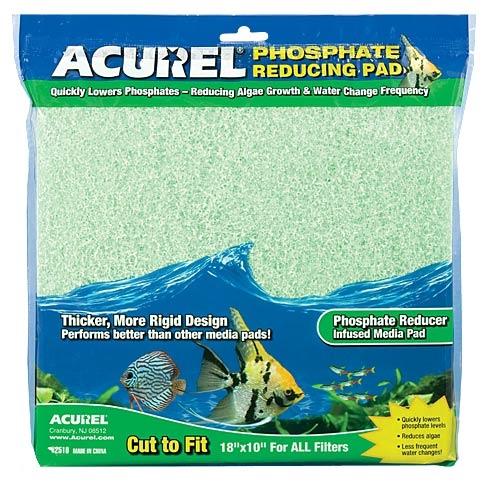 "Acurel Phosphate Remover Infused Media Pad 10x18"""