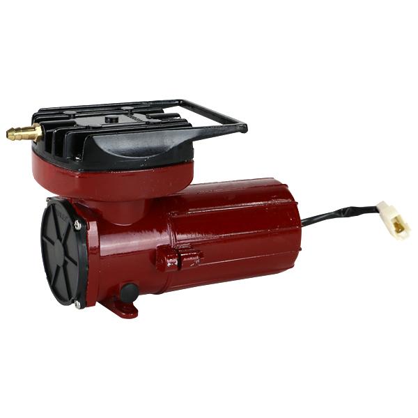 DC 12V Air Pump / Compressor, 130W, 140 L/min by AquaCave]