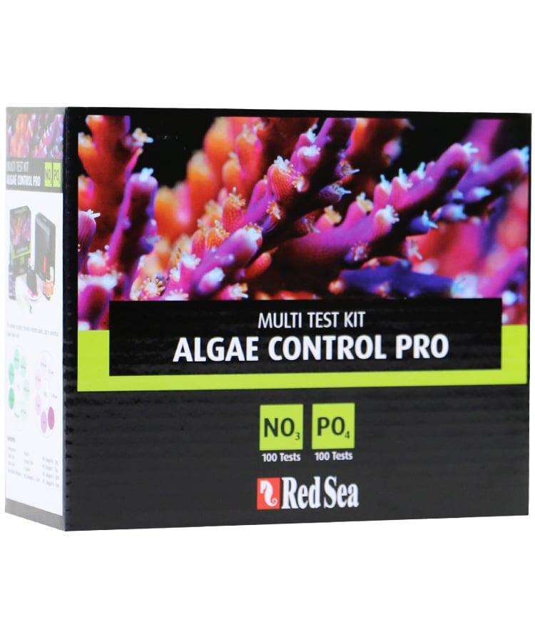 Red Sea Algae Control Multi Test Kit (NO3/PO4) Nitrate/Phosphate