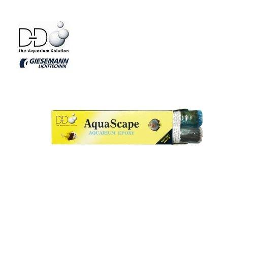 AquaScape Construction Aquarium Epoxy 4 oz., Gray