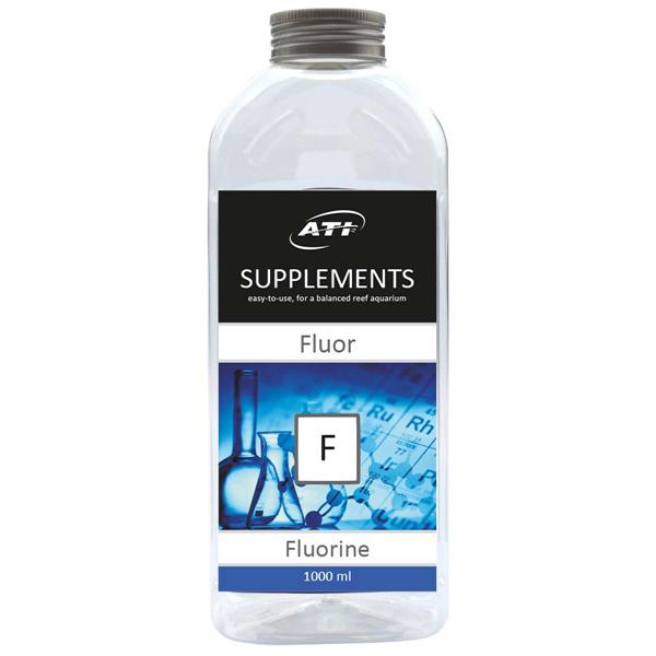 ATI Elements Fluorine Supplement 1000 ml. by ATI]