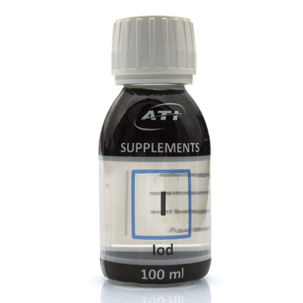 ATI Iodine Supplement - 100 ml.