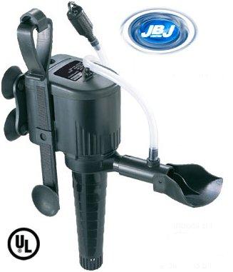 JBJ Accela 800 Submersible Power Head, 215gph by JBJ]