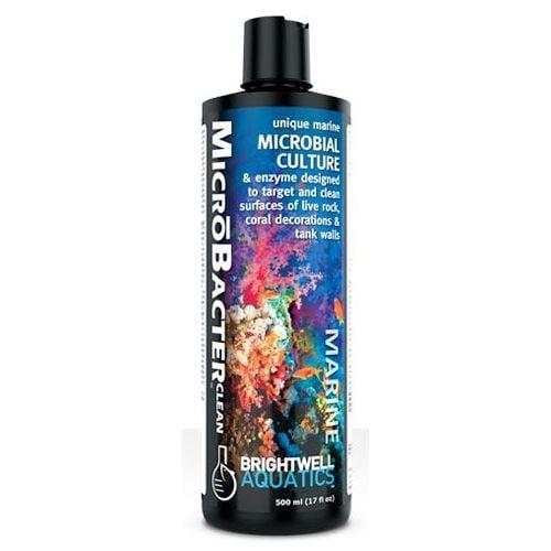 Brightwell Aquatics MicroBacter Clean, 500 ml. / 16 oz. by Brightwell Aquatics]