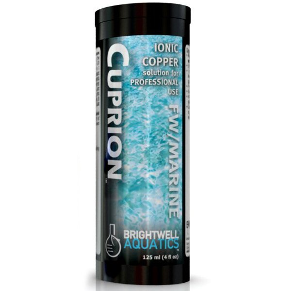 Brightwell Aquatics Cuprion - Stabilized Ionic Copper Solution by Brightwell Aquatics]