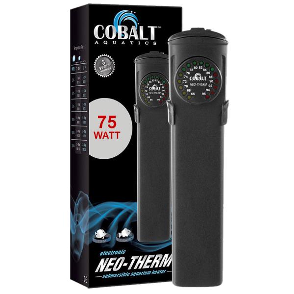 Cobalt Neo-Therm 75W Aquarium Heater