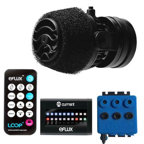 Current USA eFlux Wave Pump Kit 660 GPH