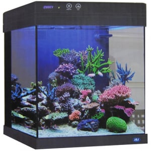 JBJ 10 gal. Cubey Aquarium - Black