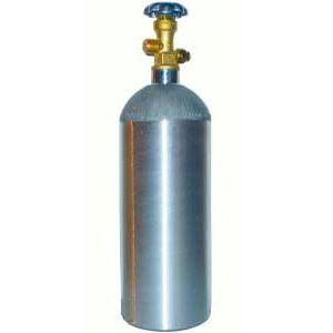 5 lb. Aluminum CO2 Cylinder