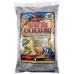 Caribsea African Cichlid Mix - Ivory Coast Sand 20 lbs.