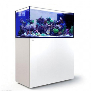 Red Sea Peninsula P500, 132 Gal. Aquarium Kit, White