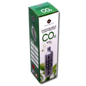 Replacement CO2 Cartridge, Single, for Pierce CO2 System