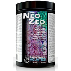 Brightwell Aquatics NeoZeo Selective Zeolite Media for use in Reef Aquaria