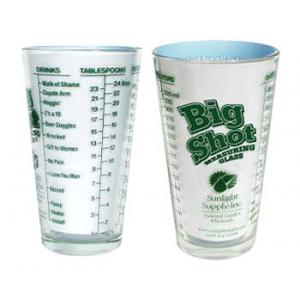 Big Shot Measuring Glass, 16 oz.