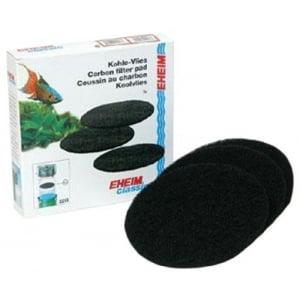 Eheim 2215 (Classic 350) (2pk) Coarse Filter Pad Blue