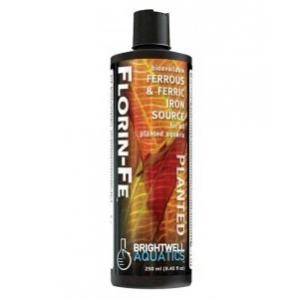 Brightwell Aquatics Florin-Fe Ferrous & Ferric Iron for Planted Fresh Water Aquaria