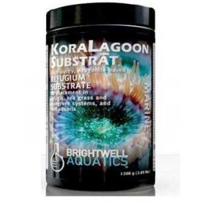 Brightwell Aquatics KoraLagoon Substrat Aragonite Refugium Substrate