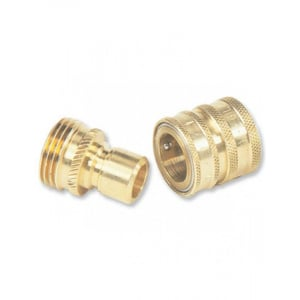 Python Brass Snap Connector