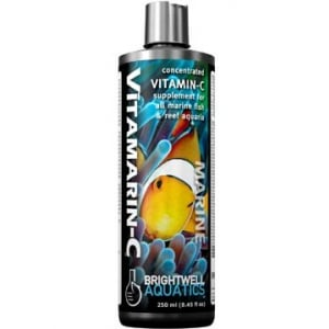Brightwell Aquatics Vitamarin-C - Vitamin C Supplement for all Marine Aquaria