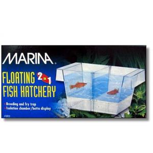 Marina 1 Floating Fish Hatchery by Hagen