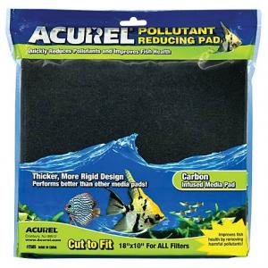 "Acurel Carbon Infused Media Pad 10x18"""