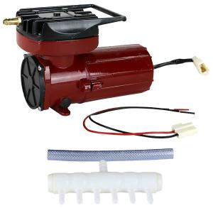 DC 12V Air Pump / Compressor, 35W, 85 L/min